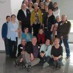 """Gruppenbild - Seminar """"Taizé – Singen und Glauben"""" in Leipzig im März 2017"""