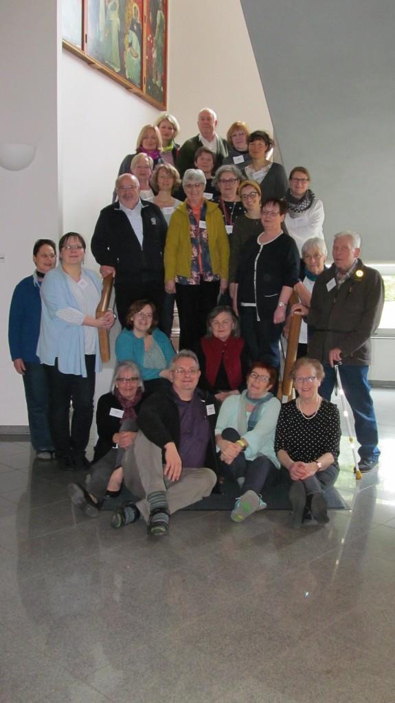Gruppenbild - Seminar