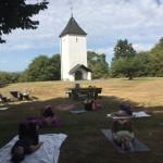 Yoga unter Gottes weitem Himmel 2018 – Rückblick