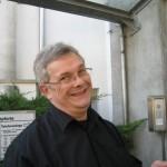 Mit Pater Bernhard in Leipzig 2011