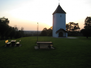 Abendstimmung am Swister Turm